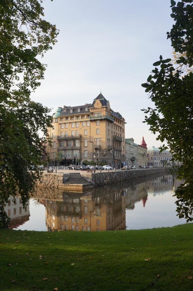 View in Göteborg